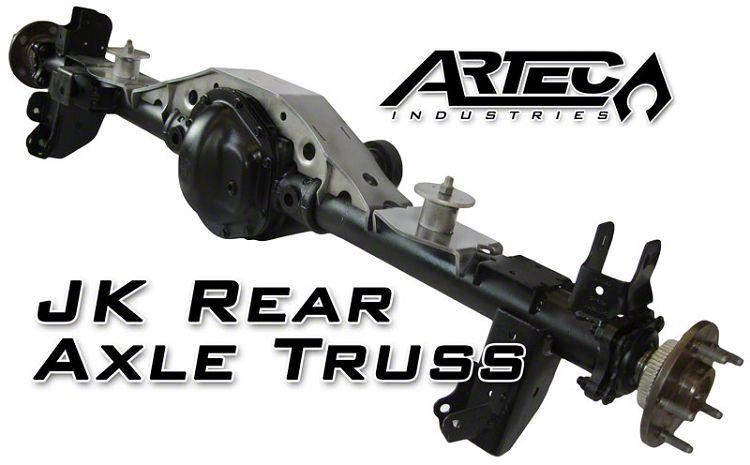 Artec Industries Rear Spring Coil Perches (07-18 Jeep Wrangler JK)