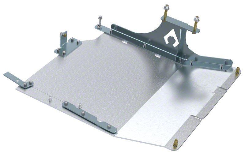 Artec Industries Transfer Case Skid Plate (12-18 Jeep Wrangler JK 4 Door)