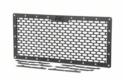 Rough Country Mesh Replacement Grille (07-18 Jeep Wrangler JK)