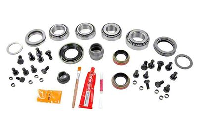Rough Country Dana 30 Master Install Kit (07-18 Jeep Wrangler JK)