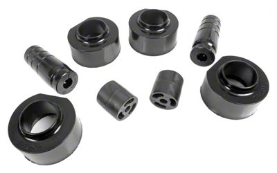 Rough Country 1.5 in. Suspension Lift Kit (97-06 Jeep Wrangler TJ)