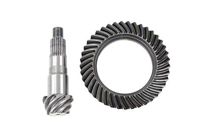 Rough Country Dana 30F/35R Ring Gear and Pinion Kit w/ Install Kit - 4.56 Gears (87-95 Jeep Wrangler YJ)