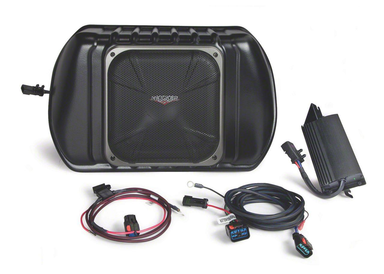 Kicker VSS SubStage Subwoofer Upgrade System (07-18 Jeep Wrangler JK)