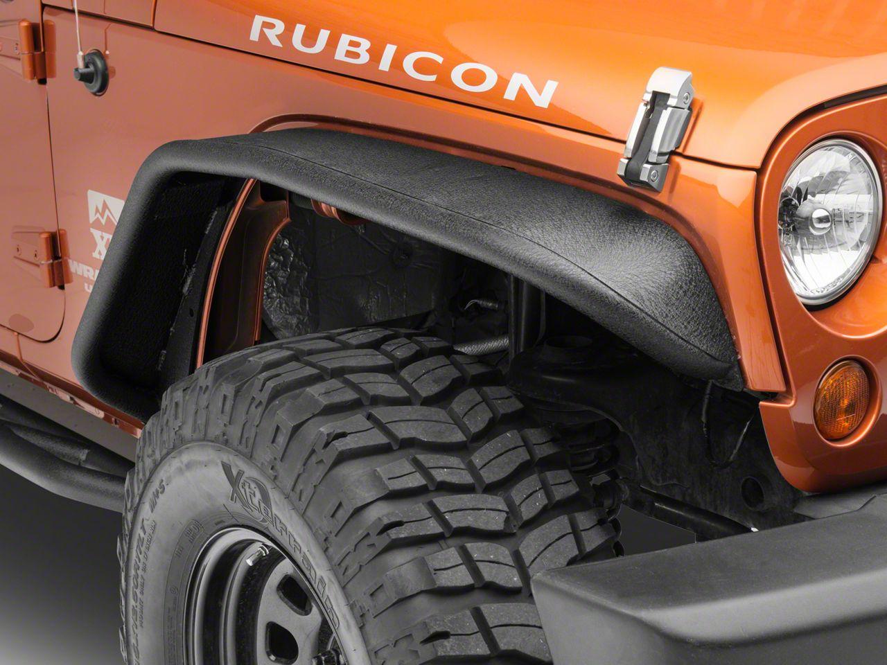 Barricade Tubular Fender Flares (07-18 Jeep Wrangler JK)
