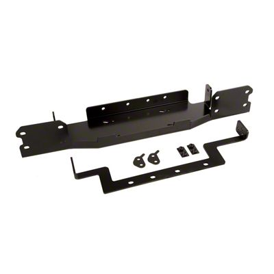 Rugged Ridge Spartacus Front Bumper Winch Plate (2018 Jeep Wrangler JL)