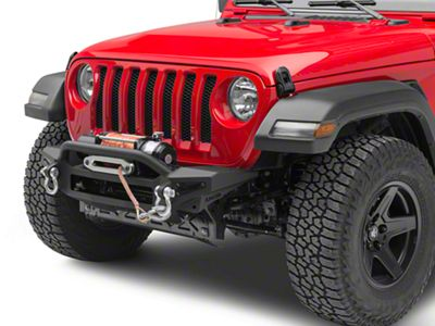 Addictive Desert Designs Rock Fighter Front Bumper (18-19 Jeep Wrangler JL)