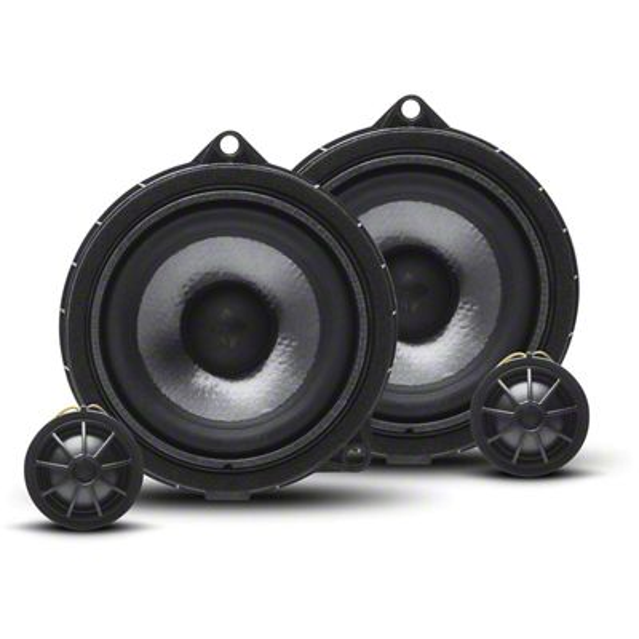 Rockford Fosgate 8 Speaker System Upgrade (18-19 Jeep Wrangler JL)