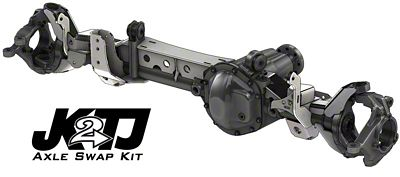 Artec Industries Dana 44 Front Axle Swap Kit (03-06 Jeep Wrangler TJ Rubicon)