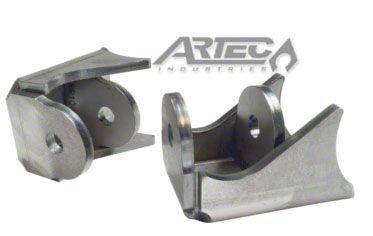 Artec Industries High Clearance Shock Brackets (87-19 Jeep Wrangler YJ, TJ, JK & JL)