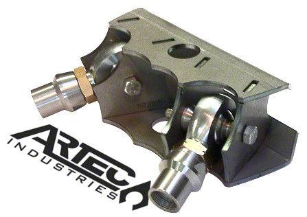 Artec Industries Large 4 Link Tube Style Crossmember Bracket (87-19 Jeep Wrangler YJ, TJ, JK & JL)