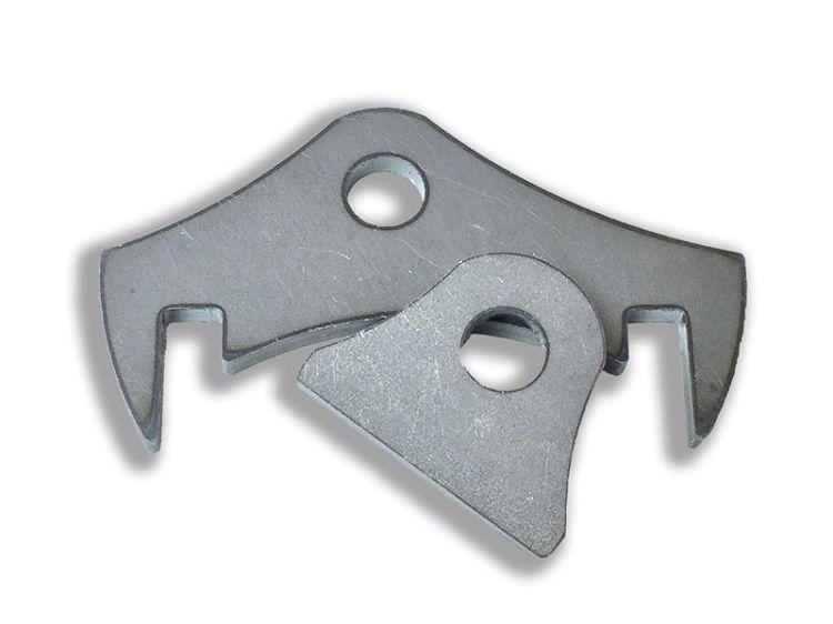 Artec Industries Lower Link Shock Tabs - Set of 4 (87-19 Jeep Wrangler YJ, TJ, JK & JL)