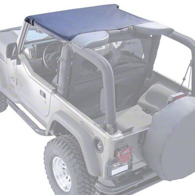Rugged Ridge Summer Brief - Khaki Diamond (97-06 Jeep Wrangler TJ)