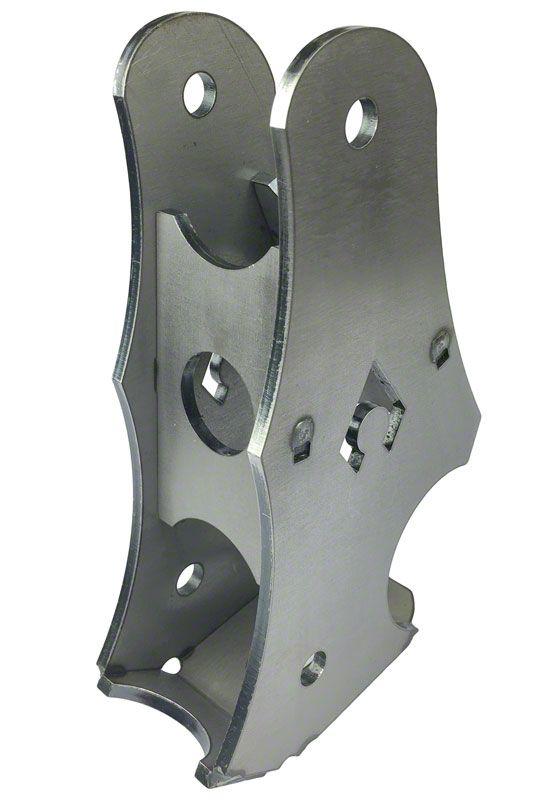 Artec Industries Radius Arm Anti-Wrap Traction Bar Bracket (87-19 Jeep Wrangler YJ, TJ, JK & JL)