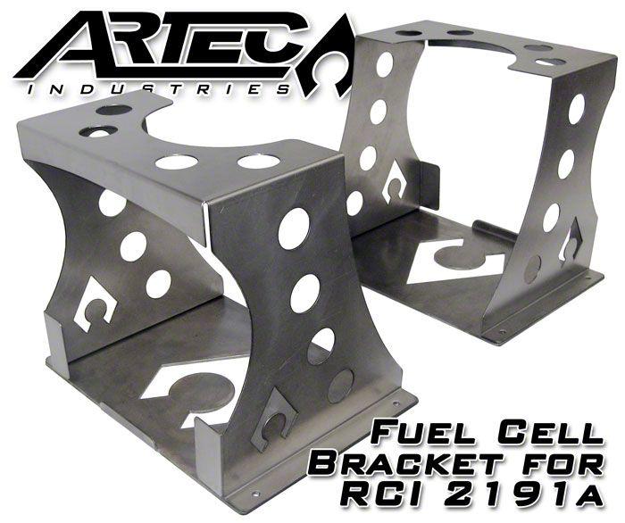 Artec Industries RCI 2191a Fuel Cell Mount (87-19 Jeep Wrangler YJ, TJ, JK & JL)