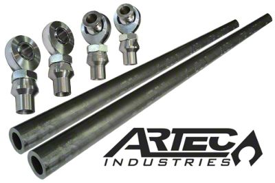 Artec Industries Super Duty Crossover Steering Kit (87-19 Jeep Wrangler YJ, TJ, JK & JL)