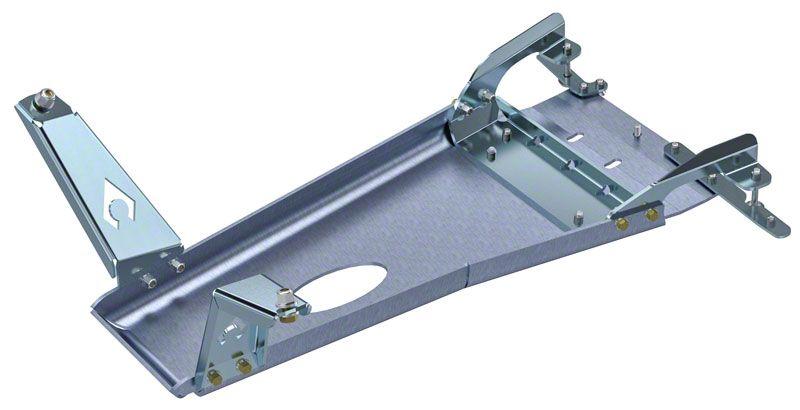 Artec Industries Under Armor Oil Pan Skid Plate (07-11 Jeep Wrangler JK)