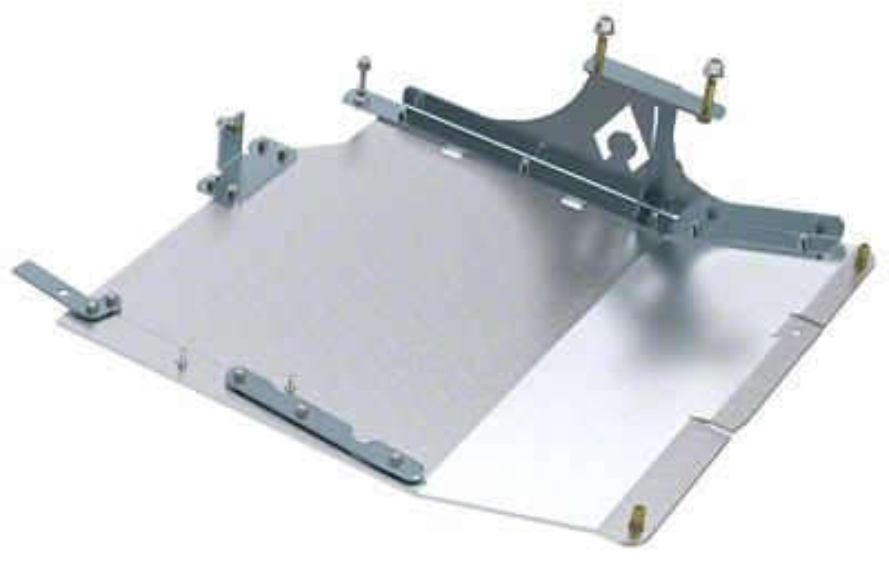 Artec Industries Under Armor Transfer Case Skid Plate (07-11 Jeep Wrangler JK 4 Door)