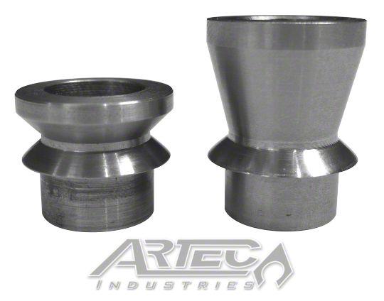 Artec Industries Wide 3/4 in. High Misalignment Spacers (87-19 Jeep Wrangler YJ, TJ, JK & JL)