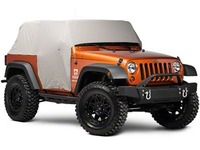 TruShield Cab Cover (07-18 Jeep Wrangler JK 2 Door)