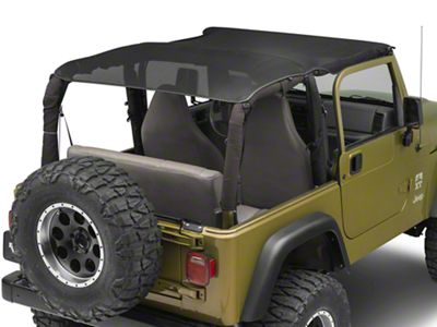TruShield Full Mesh Top (97-06 Jeep Wrangler TJ)