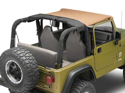TruShield Standard Top - Denim Spice (97-06 Jeep Wrangler TJ)