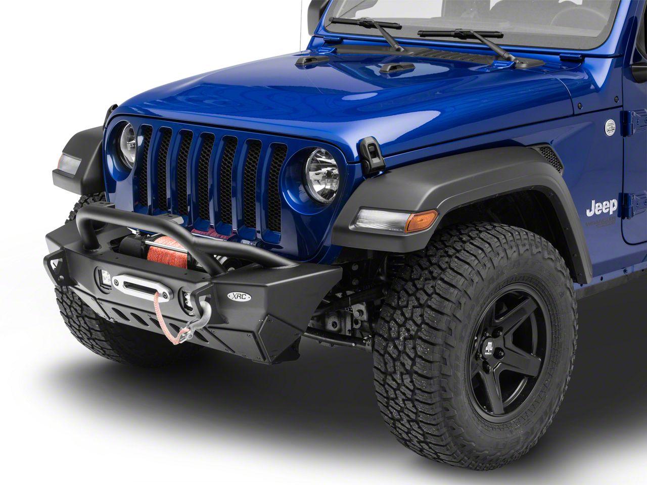 Smittybilt XRC Gen2 Front Bumper (2018 Jeep Wrangler JL)