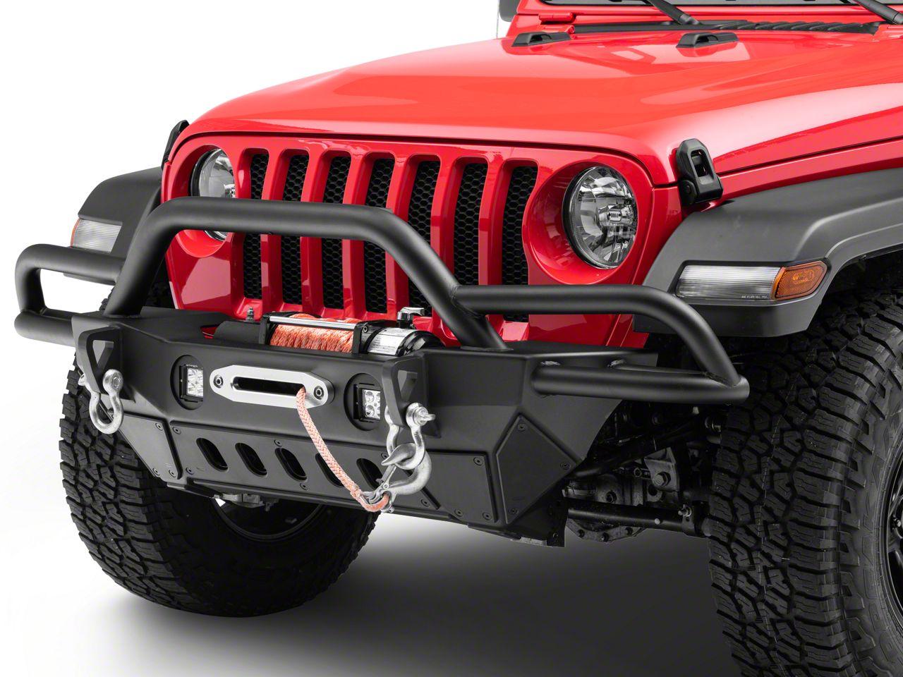 Smittybilt SRC Gen2 Front Bumper (2018 Jeep Wrangler JL)