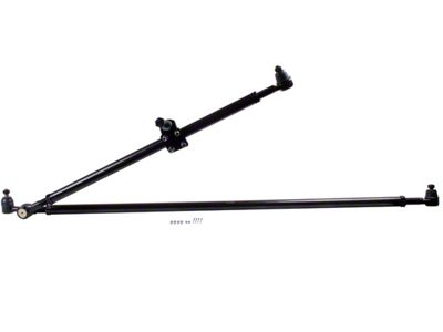 Rugged Ridge Heavy Duty Monster Complete Steering Linkage (97-06 Jeep Wrangler TJ)