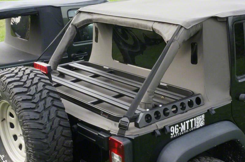 Suntop Cargo Rack (07-18 Jeep Wrangler JK)
