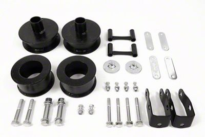 Southern Truck Lifts 2.5 in. Coil Spring Spacer Leveling Kit (07-18 Jeep Wrangler JK)