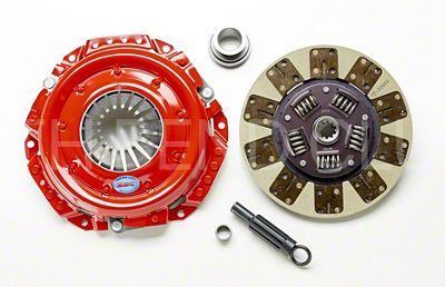 South Bend Clutch Stage 2 Endurance Clutch (94-06 4.0L Jeep Wrangler YJ & TJ)