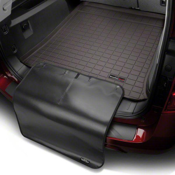 Weathertech DigitalFit Cargo Liner w/ Bumper Protector - Cocoa (15-18 Jeep Wrangler JK 2 Door)