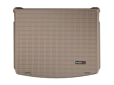 Weathertech DigitalFit Cargo Liner - Tan (18-19 Jeep Wrangler JL 4 Door)
