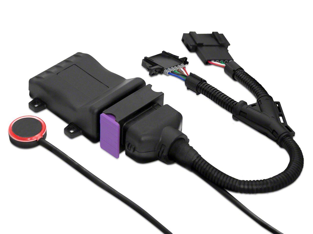 SEC10 Throttle Response Controller (10-18 Jeep Wrangler JK)