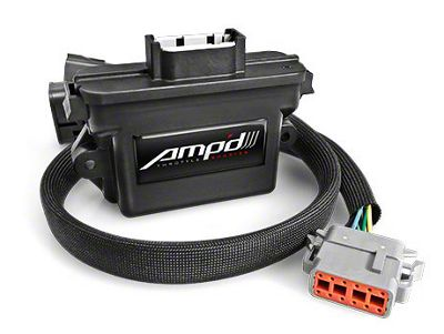 Amp'd Throttle Booster (07-18 Jeep Wrangler JK)