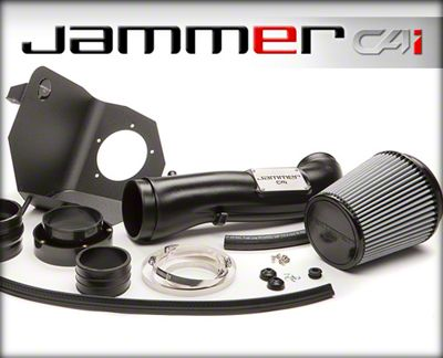 Edge Jammer Cold Air Intake (12-18 3.6L Jeep Wrangler JK)