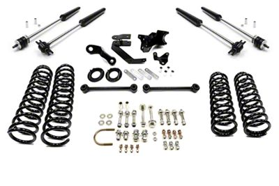Southern Truck Lifts 4 in. Suspension Lift Kit (07-18 Jeep Wrangler JK 4 Door)