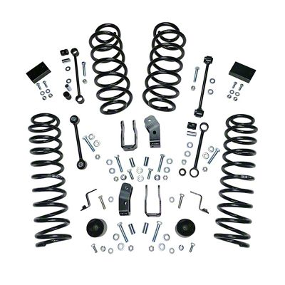 Alloy USA 2.5 in. Suspension Lift Kit (18-19 Jeep Wrangler JL 4 Door)
