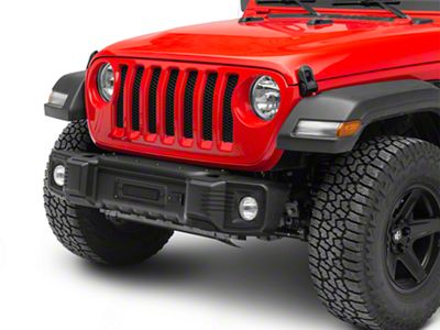 Rugged Ridge Spartacus Stubby Front Bumper (18-19 Jeep Wrangler JL)