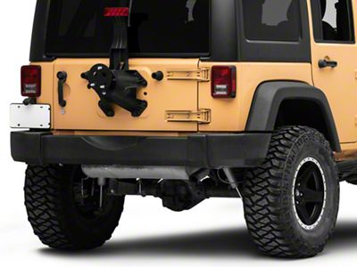 Southern Truck Lifts Spare Tire Adapter (87-18 Wrangler YJ, TJ & JK)