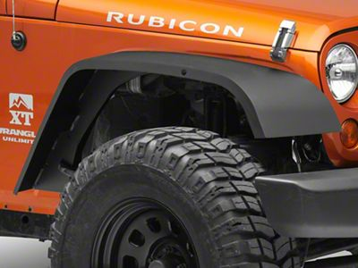 Rock-Slide Engineering Full Length Fender Flares (07-18 Wrangler JK)