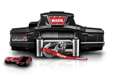 WARN ZEON 12 Platinum 12,000 lb. Winch