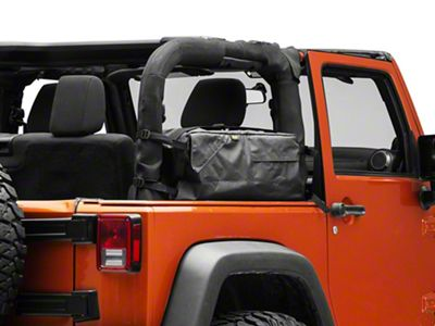 Bestop RoughRider Saddle Bag (07-18 Jeep Wrangler JK)