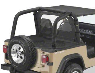 Bestop Sport Bar Covers - Spice (92-95 Jeep Wrangler YJ)