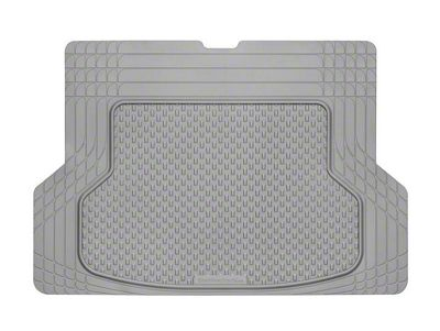 Weathertech AVM Trim-to-Fit Cargo Liner - Gray (87-19 Jeep Wrangler YJ, TJ, JK & JL)