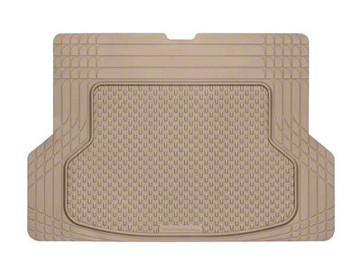 Weathertech AVM Trim-to-Fit Cargo Liner - Tan (87-19 Jeep Wrangler YJ, TJ, JK & JL)
