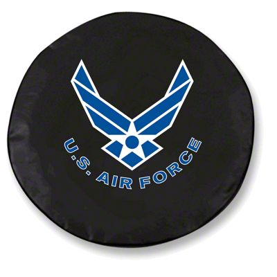 U.S. Air Force Spare Tire Cover (87-18 Jeep Wrangler YJ, TJ, JK & JL)