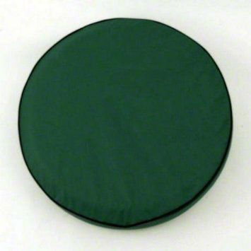 Spare Tire Cover - Solid Green (87-18 Jeep Wrangler YJ, TJ, JK & JL)