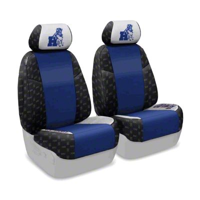 Coverking Howard University Front Seat Covers (87-95 Jeep Wrangler YJ)