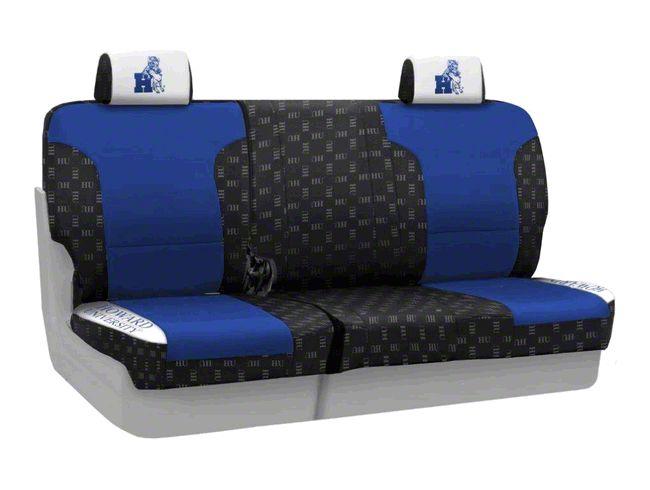 Coverking Howard University Rear Seat Covers (07-18 Jeep Wrangler JK)